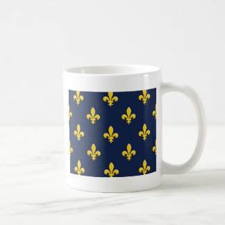 Yellow Scout Emblem Mugs