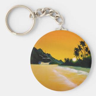 yellow sea.jpg keychains