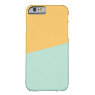 YELLOW + SEAFOAM | iPhone 6 case