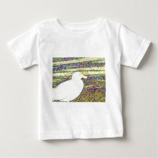 Yellow Seagull T Shirt
