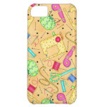 Yellow Sewing Notions iPhone Case iPhone 5C Cases