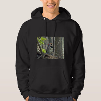 Yellow-Shafted Flicker Coordinating Items Hoodie