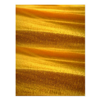 Yellow Sheet Texture Post Cards