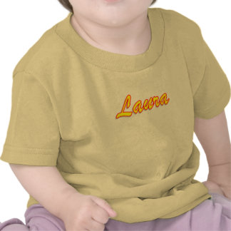 Yellow Short Sleeve t-shirt for Laura