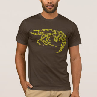 Yellow Shrimp T-Shirt