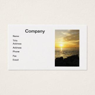 Yellow Sky Business Card