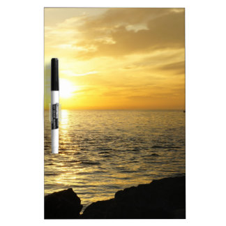 Yellow Sky Dry-Erase Boards