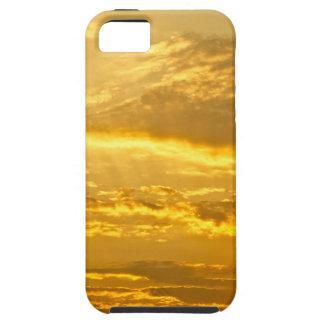 Yellow Sky iPhone SE/5/5s Case