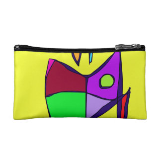 Yellow Sky Makeup Bag