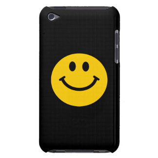 Yellow Smiley Face iPod Touch Case