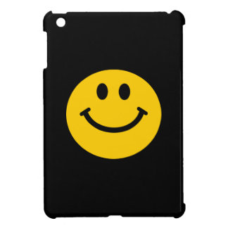 Yellow Smiley Face Case For The iPad Mini