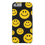 Yellow Smiley Face iPhone 6 Case