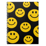Yellow Smiley Face Journal