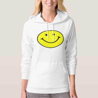 Yellow Smiley Face Sweatshirt