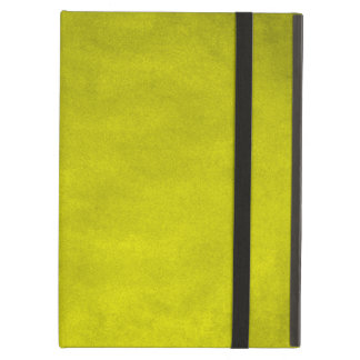 Yellow Smudge Cover For iPad Air