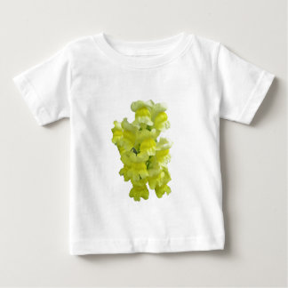 Yellow Snapdragon Coordinating Items Baby T-Shirt