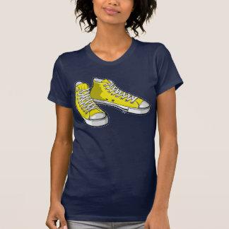 Yellow sneakers T-Shirt