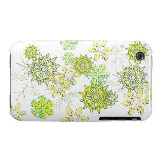 Yellow Snow All Over Your Phone iPhone 3 Covers