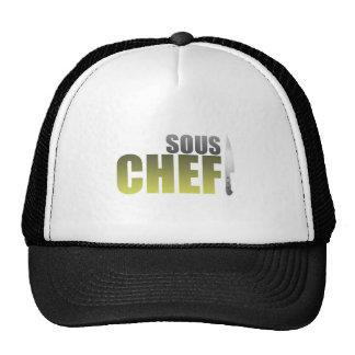 Yellow Sous Chef Trucker Hat