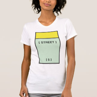 Yellow Space T Shirt