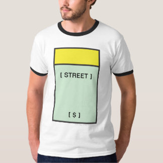 Yellow Space T-Shirt