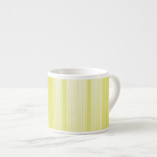 Yellow Speed Espresso Cup