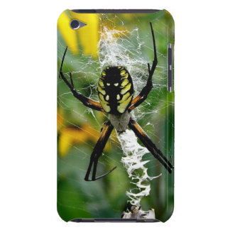 Yellow Spider iPod Touch iPod Touch Case