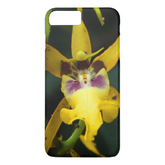 Yellow Spider Orchid iPhone 7 Plus Case