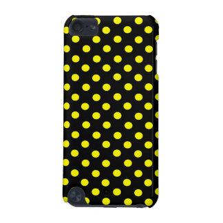 Yellow Spot Polka Dot ipod Touch Case