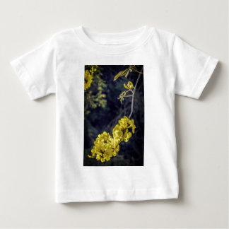 Yellow Spring Bloom Baby T-Shirt