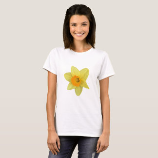 Yellow Spring Daffodil T-Shirt