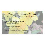 Yellow Spring Daffodils Business Cards