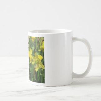 Yellow Spring Daffodils Mug