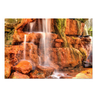Yellow Spring, Glen Helen Nature Reserve, Ohio Photo Print