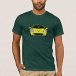 Yellow Spyder Shirt