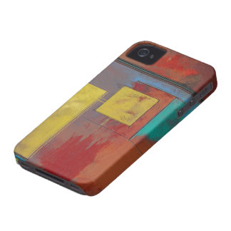 Yellow Squares No. 2 Abstract Case-Mate ID™