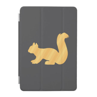 Yellow Squirrel iPad Mini Cover