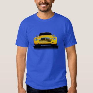 Yellow SSR Shirts