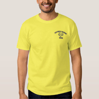 Yellow St-Croix Shirt -2010 remake