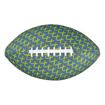 Yellow Standard Ribbon Football