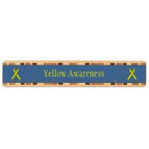 Yellow Standard Ribbon Key Rack