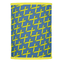 Yellow Standard Ribbon Lamp Shade