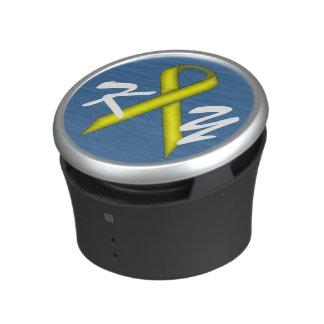 Yellow Standard Ribbon Speaker