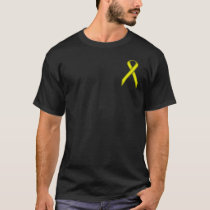Yellow Standard Ribbon T-Shirt