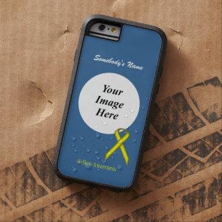 Yellow Standard Ribbon Template Tough Xtreme iPhone 6 Case