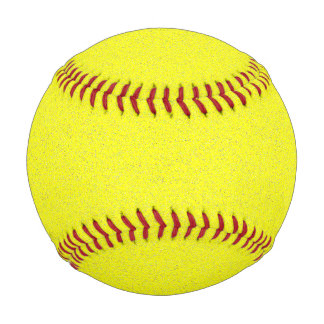 Yellow Star Dust Baseball