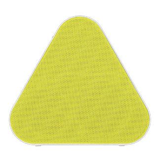 Yellow Star Dust Bluetooth Speaker
