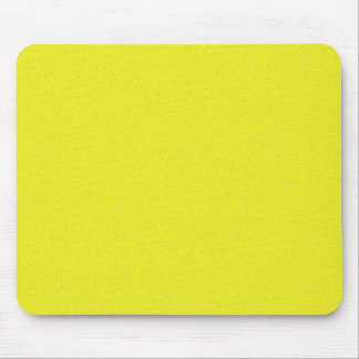 Yellow Star Dust Mouse Pad