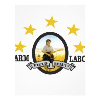 yellow star farm labor letterhead