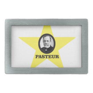 yellow star Pasteur Belt Buckle